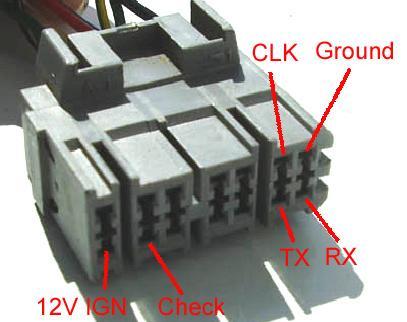 diagnostic adapter usb nissan consult kline obdii. Black Bedroom Furniture Sets. Home Design Ideas